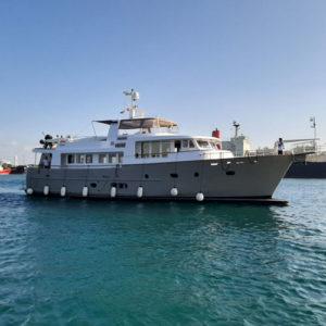 Anchoring & Docking